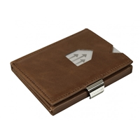 NYHET! Exentri  Hazelnut Leather Wallet (RFID BLOCK)