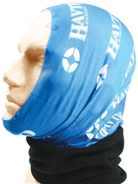 Headover i microfiber m/ fleece