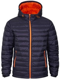 Superlight Hooded Down Jacket - NYHET!