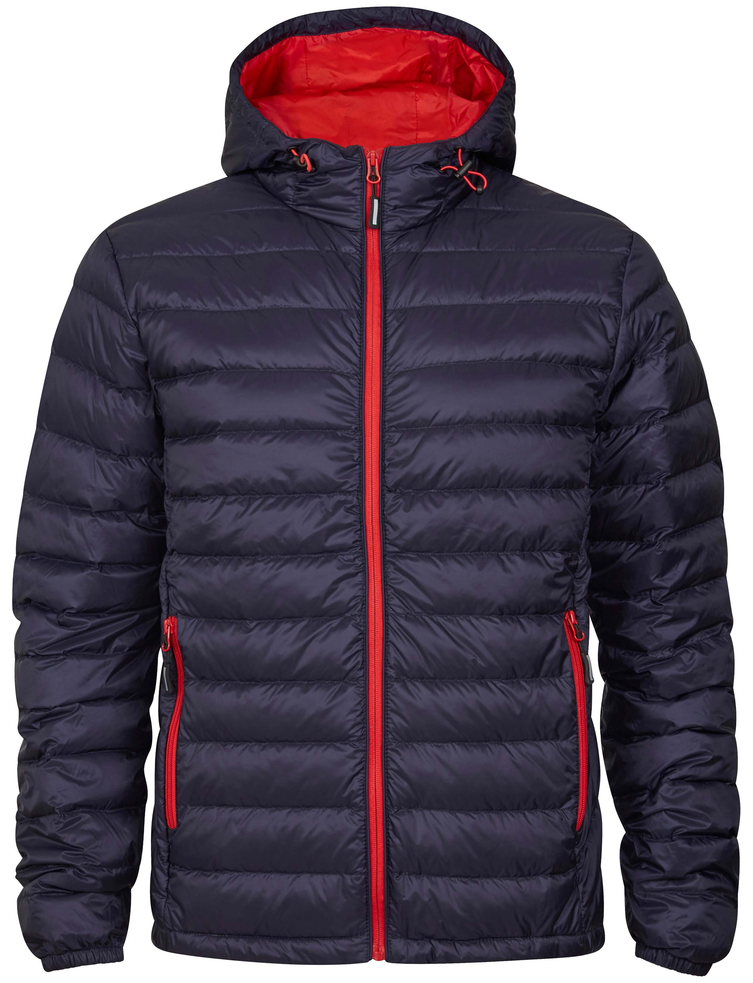 Superlight hooded down jacket fra Tracker